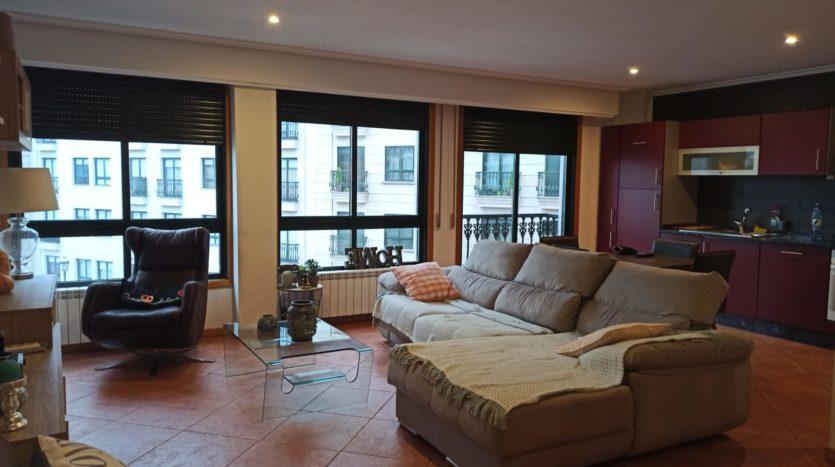 Alquiler piso en A Valenzá